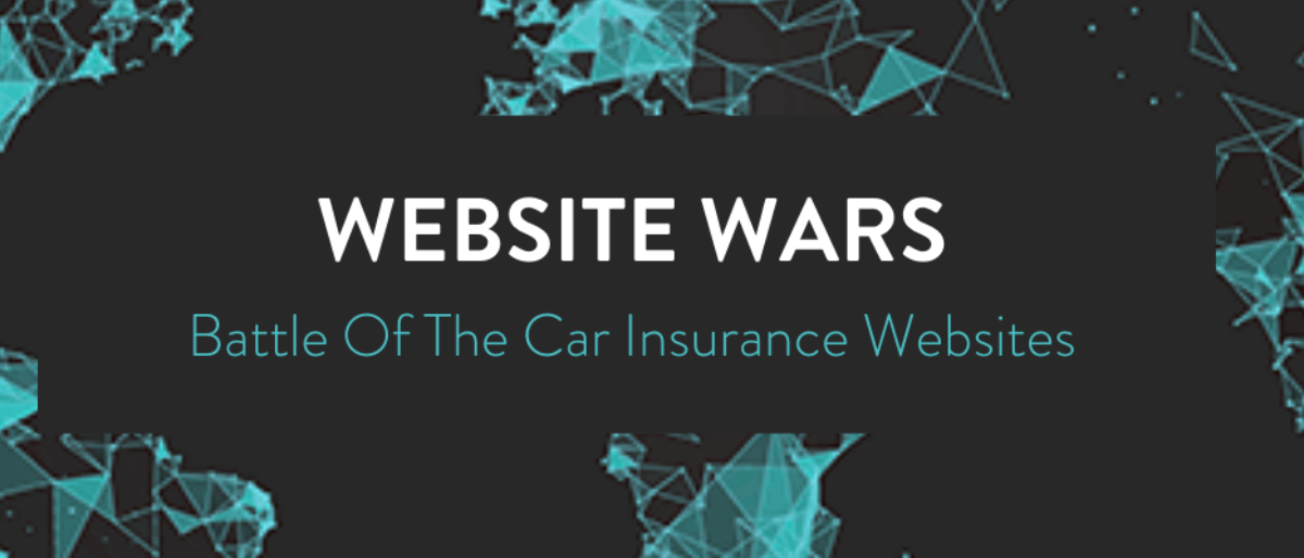 Website wars: battle of the car insurance websites