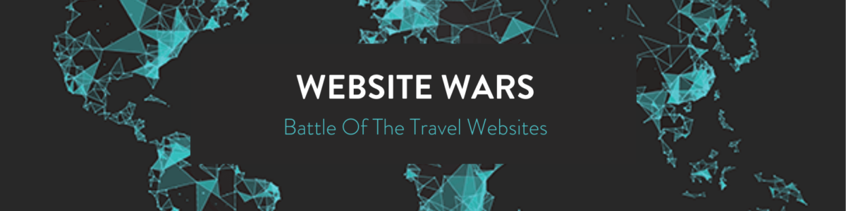 Website wars: battle of the travel websites
