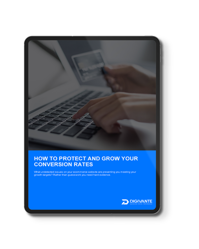 Protect and Grow your conversion rate Ebook