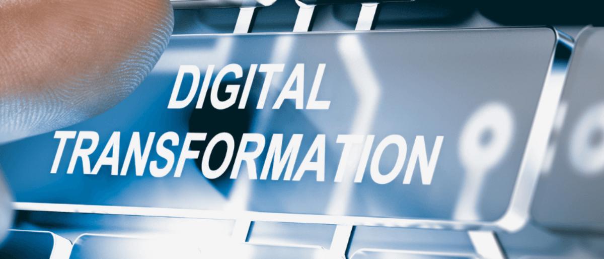 Digital transformation button