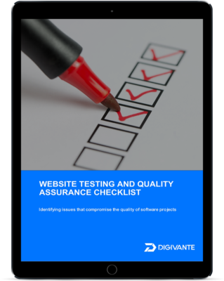 website testing checklist