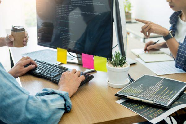 Programmer Outsource Developer Team coding technologies Website